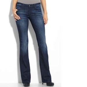 Siwy harley slim bootcut stretch jeans